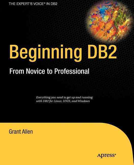 Beginning DB2 By Allen, Grant